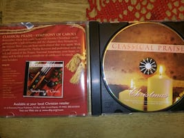 Christmas music 6 cds 7.00 check out the line-up