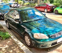 Honda - Civic - 2000 Washington