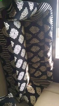 black and white floral textile Pune, 411001