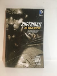 Superman Graphic novel Mississauga, L5C