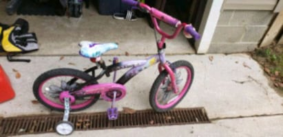 Girls bike ,bicycle