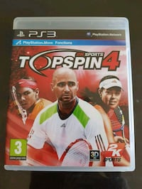 Jeu ps3 tennis Le Cannet, 06110