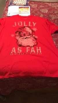 XL TALL CHRISTMAS SHIRT.  It's that time of year!! Oklahoma City, 73173