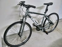 black and gray hard tail mountain bike Midvale, 84047
