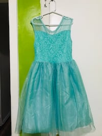 women's teal sleeveless dress Mississauga, L4Y 2X6