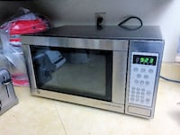 stainless steel countertop microwave oven 1100 Watts Mesa