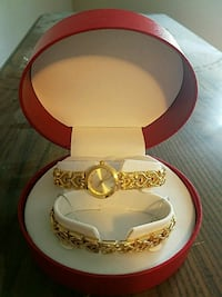 gold and silver ring in box Lawrence, 66047