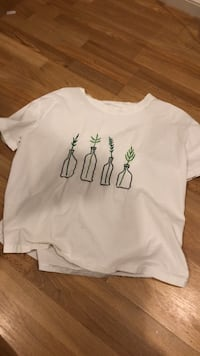 plant shirt-super comfy and material is really nice  Oceanside, 92057