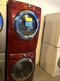 Maytag front load washer and set  Baltimore, 21223