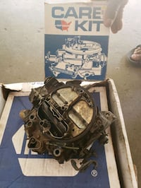 77 Old cutlass  4 Barrels Carburetor $220 Saint Paul, 55106