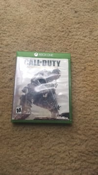 Call of Duty Advanced Warfare Xbox One game case Woodbridge, 22193