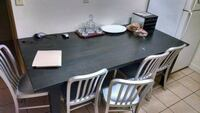Sturdy dinning table and chairs $200 or best offer San Diego, 92103