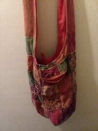 women's brown and red floral scarf Syracuse, 13215