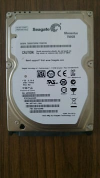Seagate barracuda 750gb laptop hdd Ümraniye, 34760
