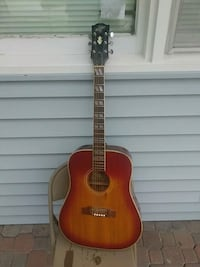 brown and black classical guitar Omaha, 68104