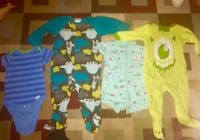 Size 6 months and 6-9 months Toddler's assorted clothes Saginaw, 48609