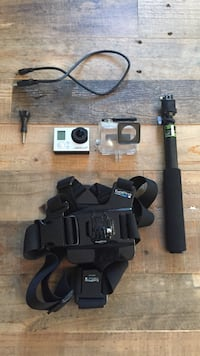 Perfect condition , GOPRO HERO 3+ SET Vancouver, V5T 2S3