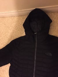 black zip-up hoodie Edmonton, T5E