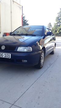 1997 Volkswagen Polo Sedan