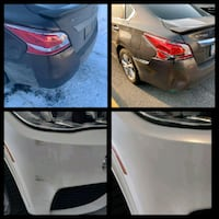 Dent and scratch paint removal. Just send message