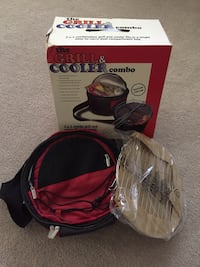 Grill & Cooler Combo (Brand New, never used) Mesa, 85213