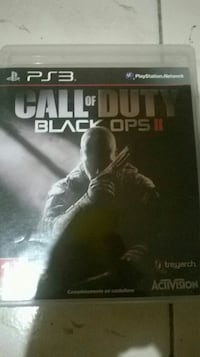 Call Of Duty Black Ops II caso del juego PS3 Águilas, 30880