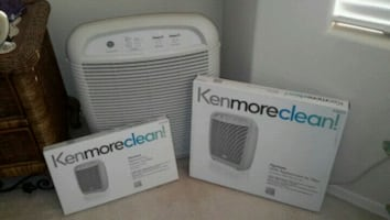 Kenmore Progressive 295 Air Cleaner w/Filters