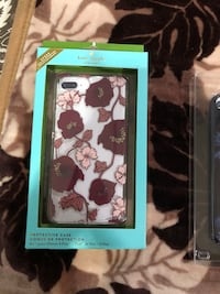 Brand new Iphone plus case from Kate Spade Surrey, V3X 0B2