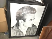 James Dean portrait Palm Harbor, 34685