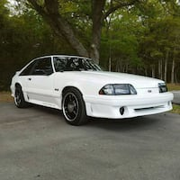Ford - Mustang - 1989 Hubert, 28539
