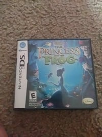 The princess and the frog game Silver Spring, 20903
