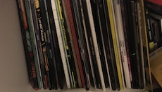 assorted vinyl collection
