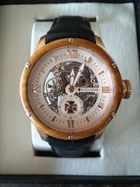 NEW Heritor HR3905 Montclair Automatic Skeleton Watch Toronto