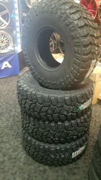 Mud tires: no credit check/only $40 downpayment
