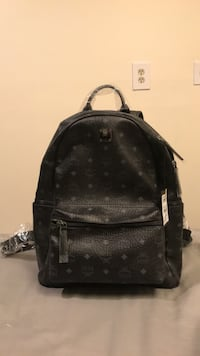 MCM-Stark Classic Backpack in Visetos  Centreville, 20121