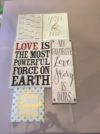 Love Quote Frames  Los Angeles, 91042