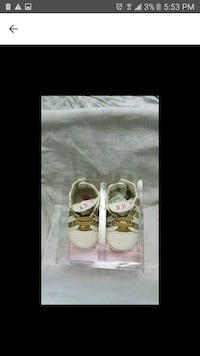 Baby girl juicy couture shoes Toronto, M2J