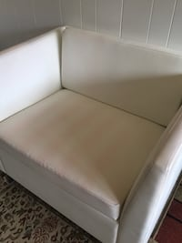white and gray ottoman bed Rockville, 20852