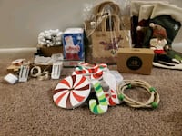 Christmas accessories valued at $ 95.  Now at $ 55 evereting New. Nottingham, 21236