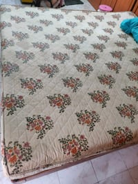 white, red, and green floral textile Navi Mumbai, 400705