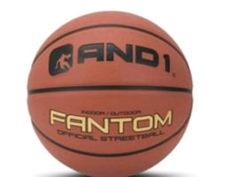 LIKE NEW AND1 FANTOM BASKETBALL