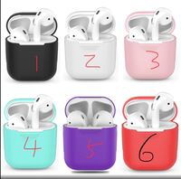 Soft Silicone Case For Apple Airpods New York, 11373