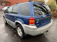 2007 Ford Escape XLT 4 wheel drive Laval