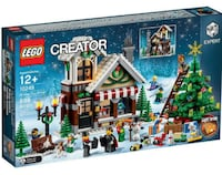Lego Creator Winter Toy Shop - Used Markham