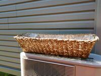 Wicker Window Planter Pointe-Claire