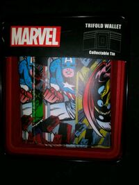 Official Marvel Avengers Trifold Wallet