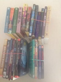 Great summer reading 24 books for young teens to pass the time. Puslinch, N0B