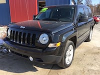 2017 Jeep Patriot Latitude FWD GUARANTEED CREDIT APPROVAL Des Moines