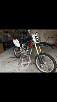 2009 Honda crf150rb  nothing wrong with at all start first or second kick very powerful looking for 2700$ obo