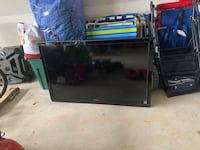 Sony Bravia 42 inch flat screen TV; previously mounted